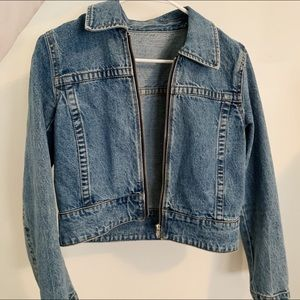 BRAND NEW denim jacket!
